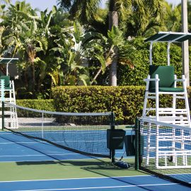 Adult Tennis Clinic (9-10am)