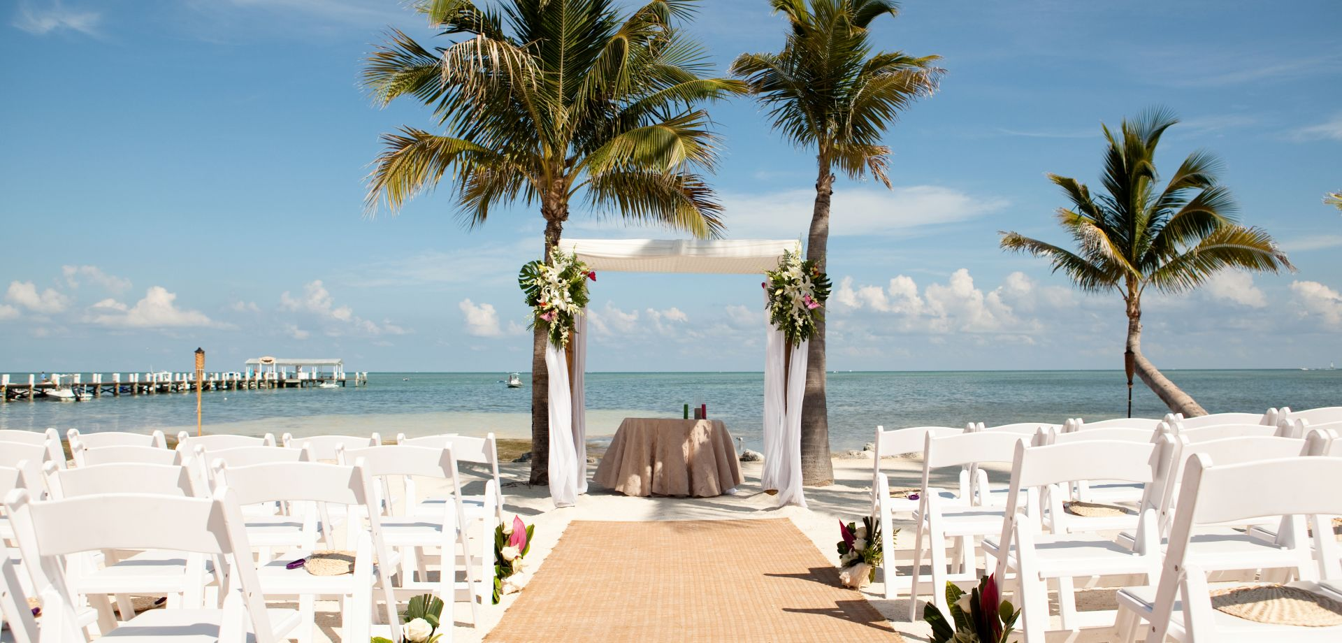 <strong> Legendary Weddings </strong> In a true island paradise