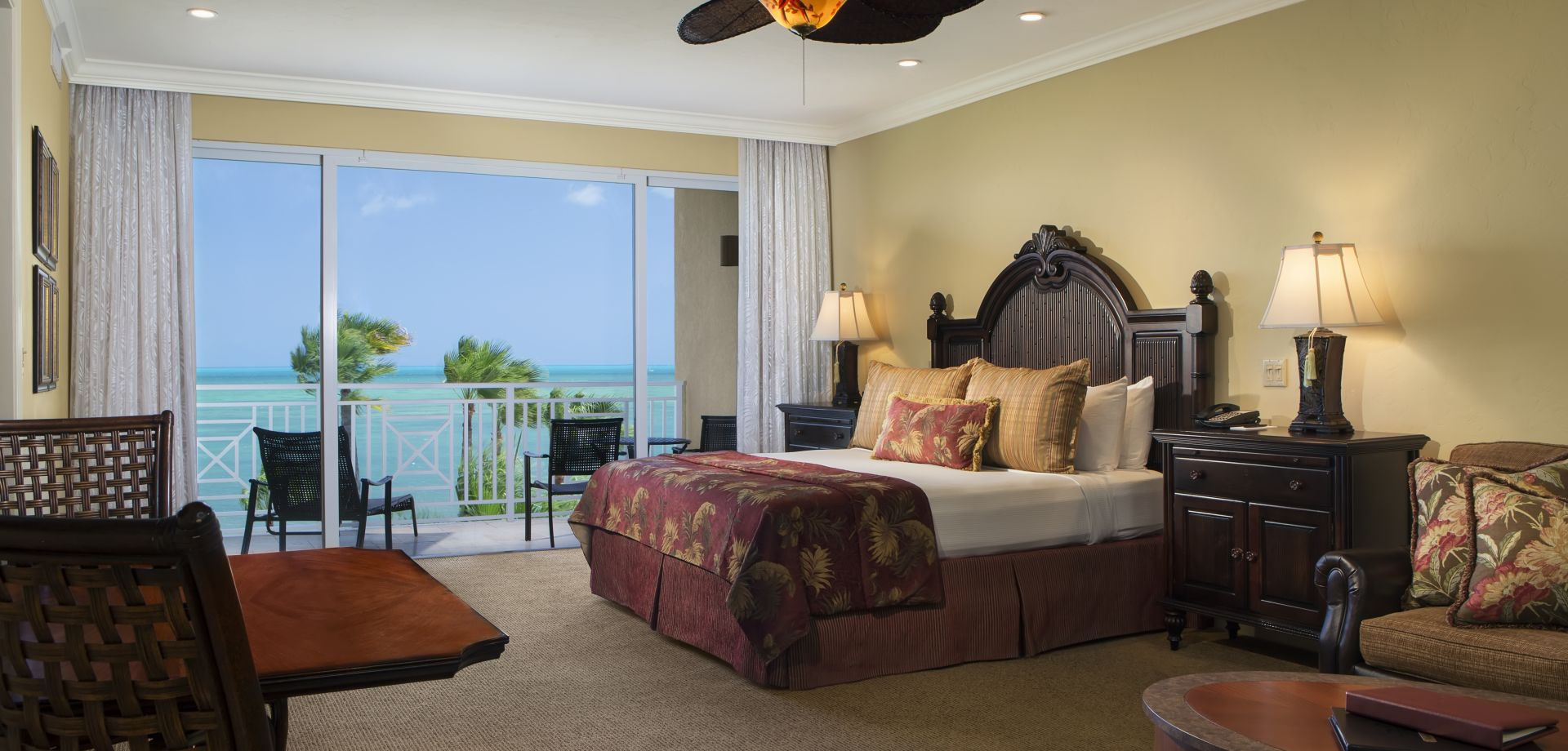 Lodge Oceanfront King Suite