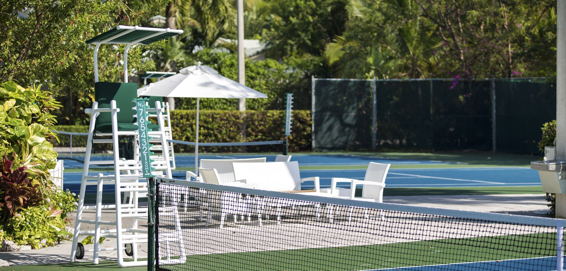 Tennis, Golf and Other Recreational Activities