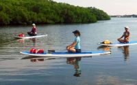 Stand Up Paddle Board Yoga (5:30-6:30pm)