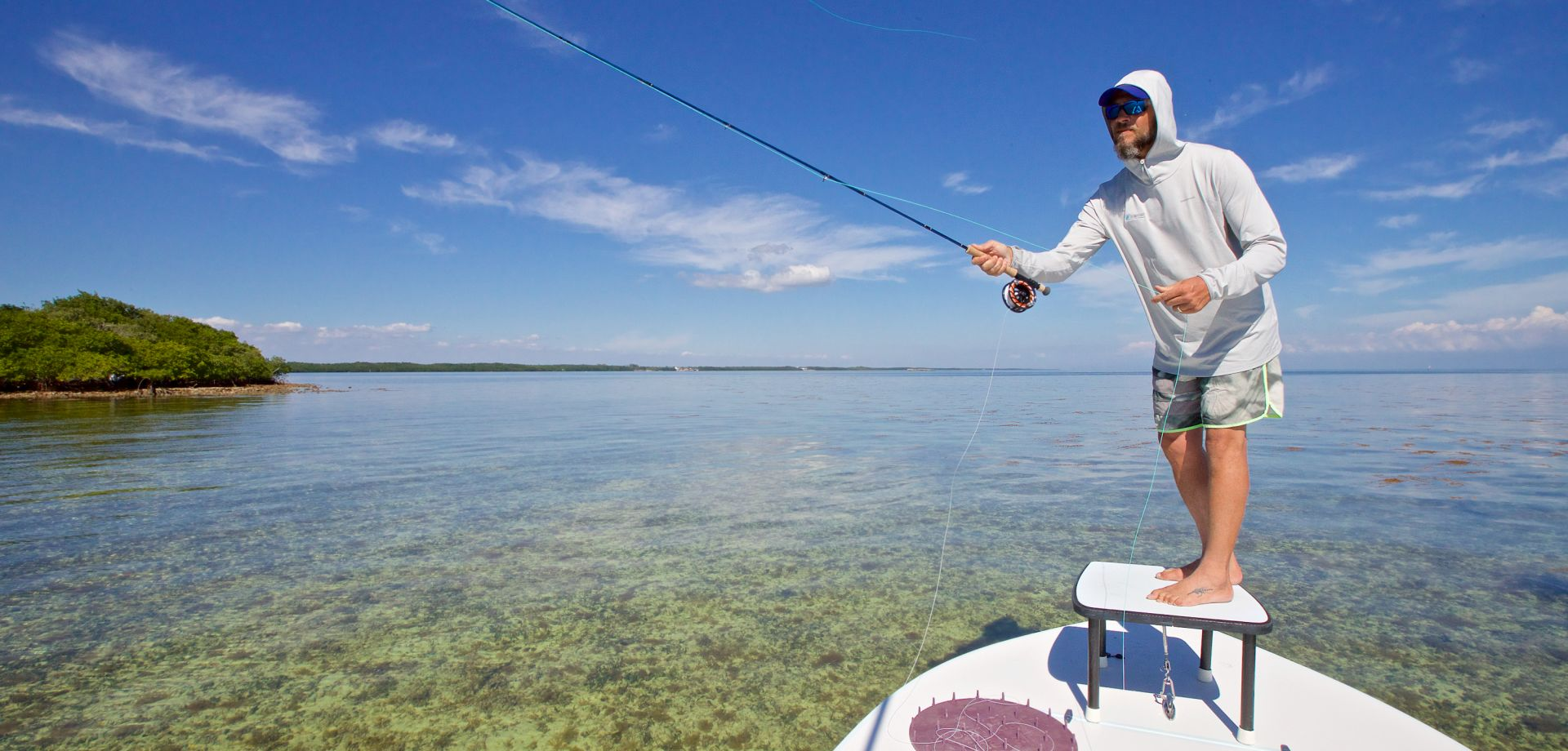 <strong> Legendary Fishing </strong> Get hooked on Islamorada fishing