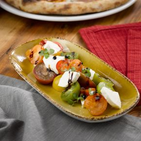 Heirloom Grape Tomato Caprese