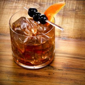 Island Old Fashioned